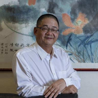 澳門基金主席、學者吳志良先生