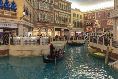 """年初一""""威尼斯人""""度假村酒店"""