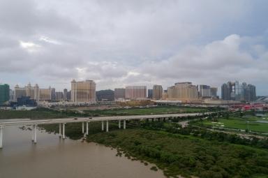 蓮花海濱大馬路及雀鸟保護區