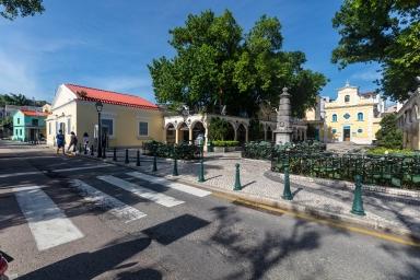 聖方濟各堂及周邊