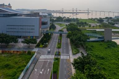 孫逸仙大馬路近文化中心