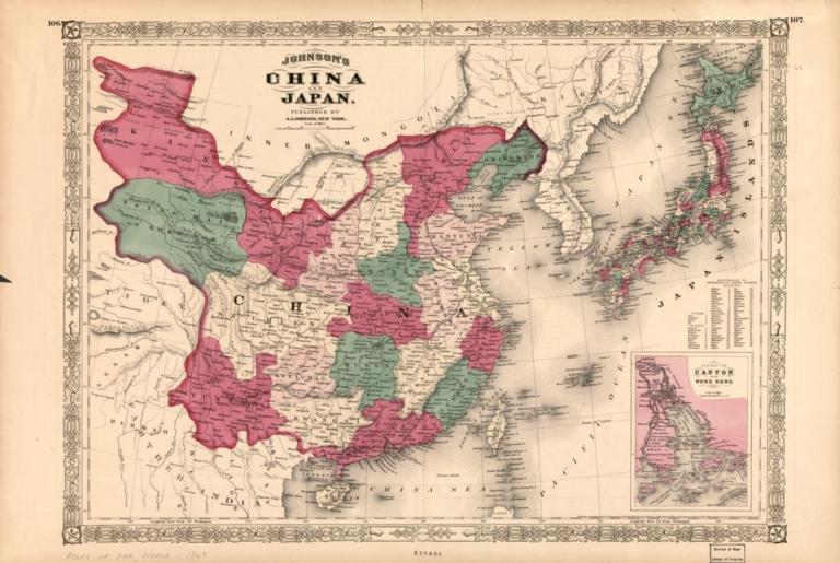 Johnson's China and Japan