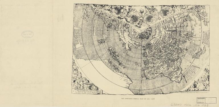 Mapa universal de 1506