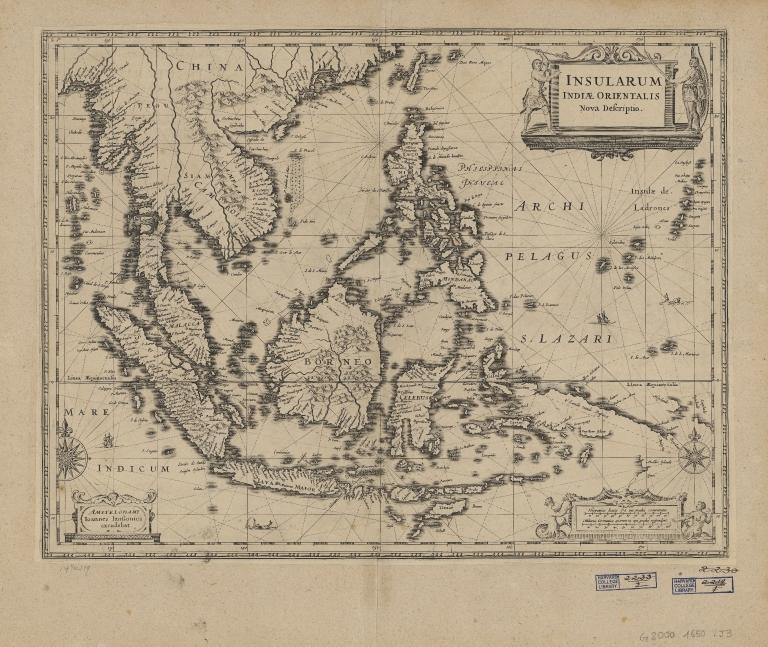 Insularum Indiae Orientalis : nova descriptio