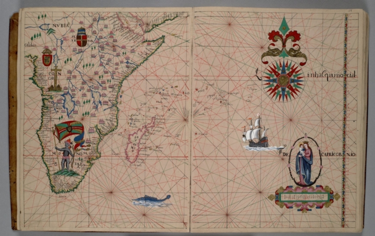 Southern Africa and southwest Indian Ocean
