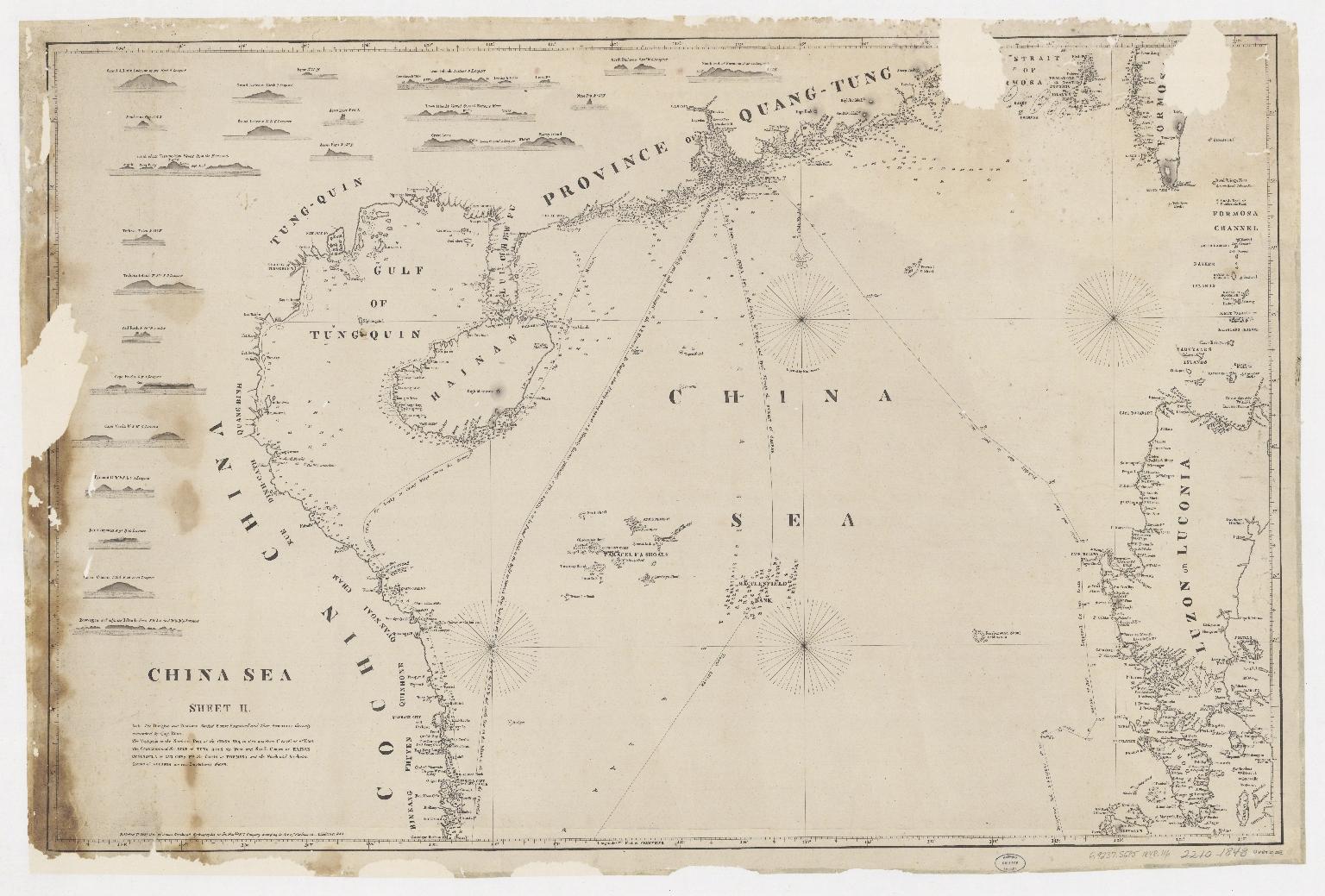 China Sea. Sheet II