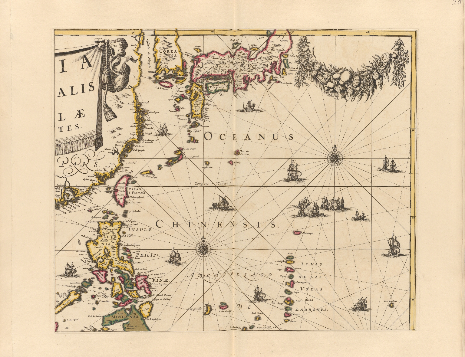 India quae orientalis dicitur, et insulae adiacentes.Part 2