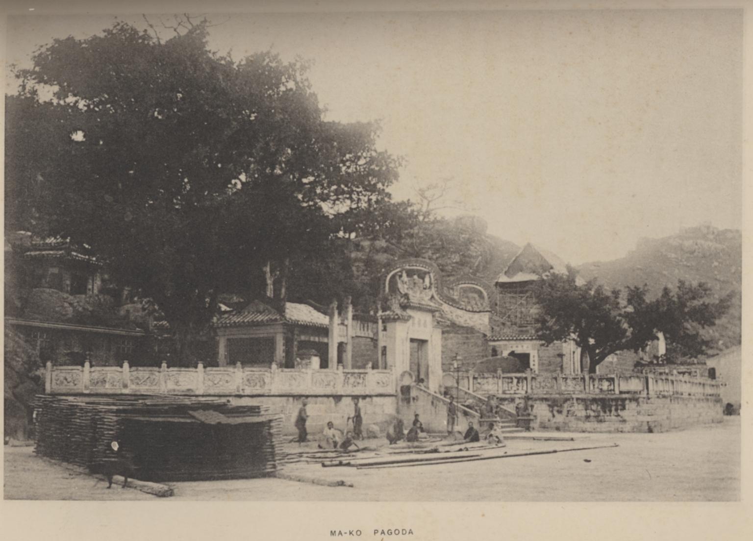 Ma-ko pagoda