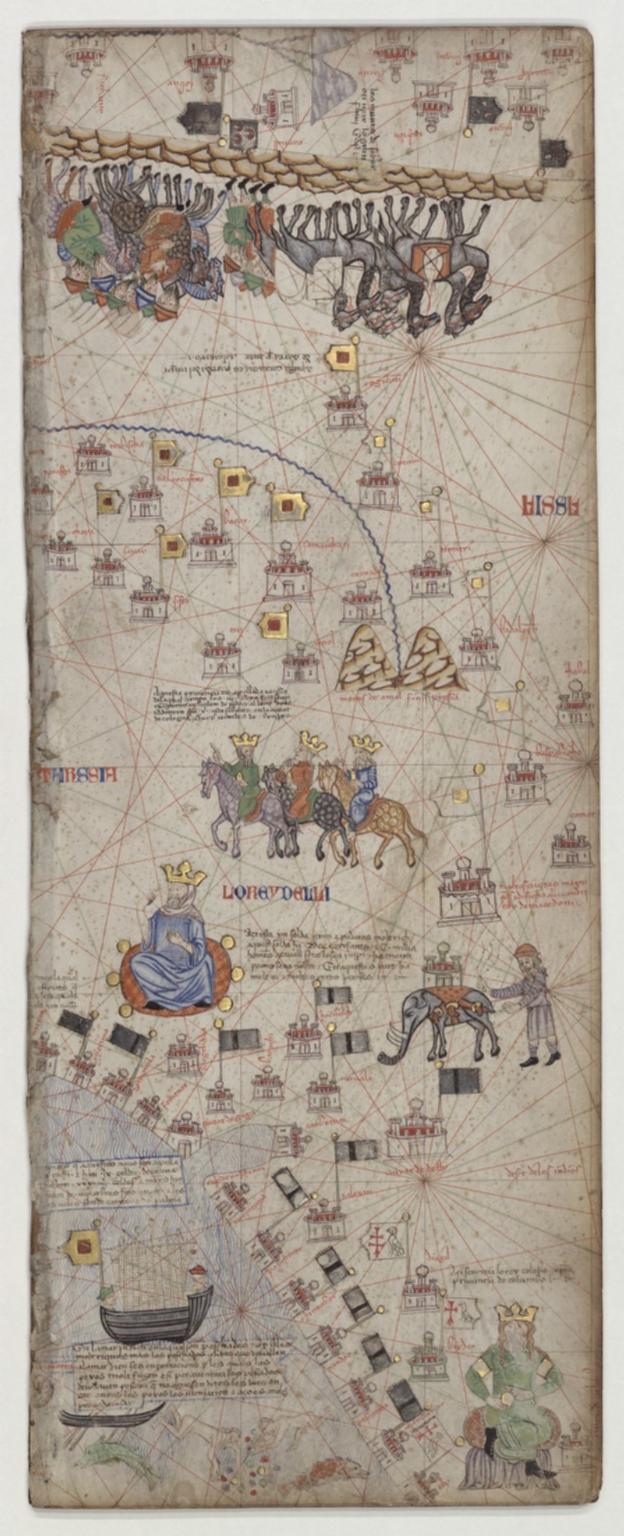 Atlas de cartes marines
