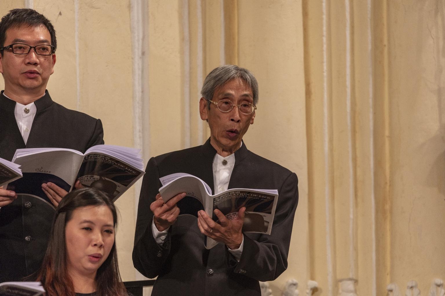 """玫瑰堂嚶鳴合唱團2018周年音樂會""""生命的讚禮"""""""